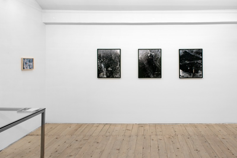 EXHIBITION AT GALLERY MONIKA WERTHEIMER, 2015